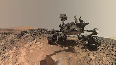 Hallan evidencias de vida en Marte