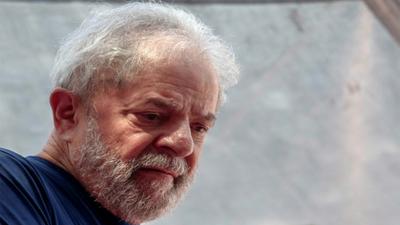 Lula da Silva asumió su candidatura desde la cárcel