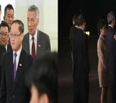 Donald Trump y Kim Jong Un llegan a Singapur para histórica cumbre
