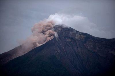 No descartan nuevas erupciones en el volcán de Fuego
