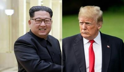 Donald Trump y Kim Jong Un en Singapur para una histórica cumbre