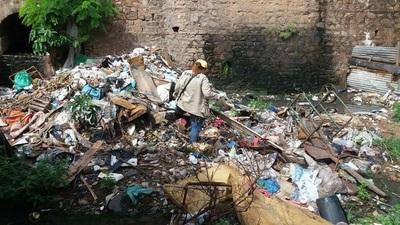 Siguen intervenciones del Senepa en distintos barrios