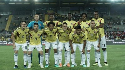 Grupo H: Colombia