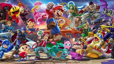 """Nintendo se plantaen E3 con """"Super Smash Bros."""""""