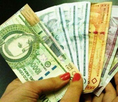 Sueldo mínimo: Recomiendan aumento de G. 71.000