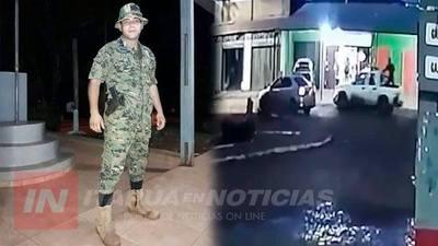 POLICÍA DE CIVIL NO DUDÓ EN ENFRENTAR A LOS ASALTANTES HASTA DETENERLOS