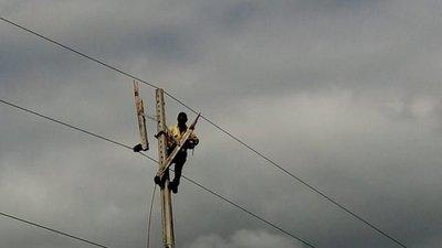 Al tercer día volvió la electricidad en Alto Paraguay