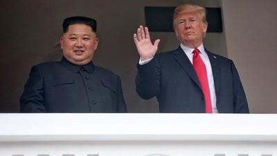 Trump recibe invitación de Kim para visitar Corea del Norte
