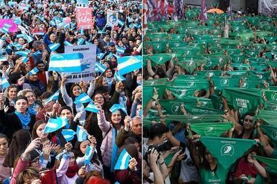 Diputados argentinos debaten intensamente sobre la despenalización del aborto
