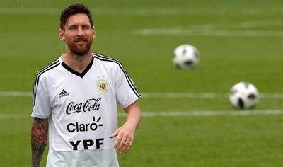 Rusia es el Mundial para saber si Messi podrá ser el número uno