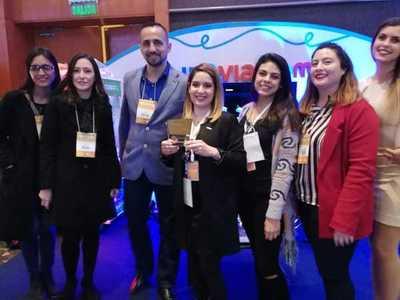 Wevia gana en la categoría mejor iniciativa mobile en el E-commerceDay