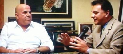 """HOY / Rafaat sobre Acevedo, el nuevo titular de Congreso: """"Él sueña con matarme"""""""
