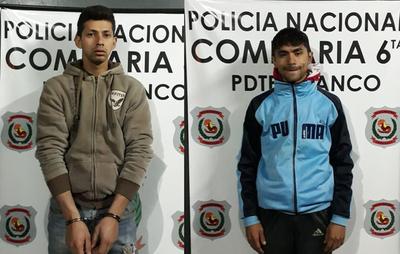 Detienen y procesan a  dos presuntos homicidas