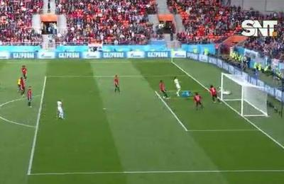 Uruguay ganó con lo justo a Egipto