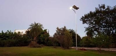 HOY / La Autopista Ñu Guasu será iluminada con energía renovable