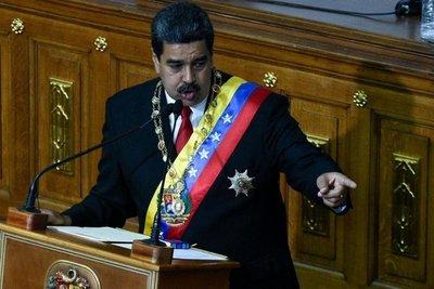 """Colombia prepara un """"conflicto armado"""" con Venezuela, según Maduro"""
