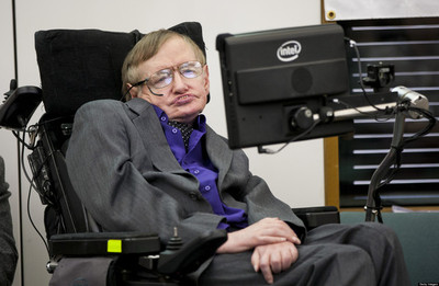 Hawking descansa en Westminster y su voz viaja hacia un agujero negro