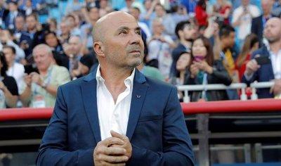 Sampaoli: El compromiso de Leo está intacto