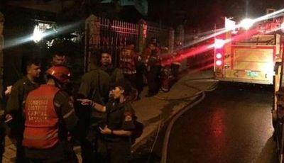 Estampida en fiesta en Caracas deja 17 fallecidos