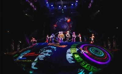 HOY / Las entradas del esperando show de Cirque du Soleil continúan a la venta