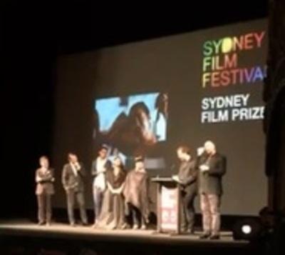 Película Las Herederas obtiene galardón en Sidney