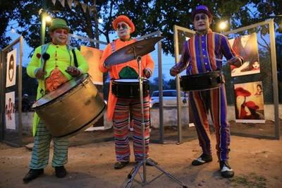 """""""Rohayhuve Che Barrio"""" llegó a Trinidad"""
