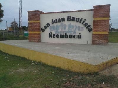 """San Juan del Ñeembucú, """"es un paraíso al que le robaron el cielo"""""""