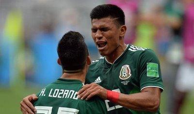 Batacazo: México derriba con gran mérito a una Alemania perdida en defensa