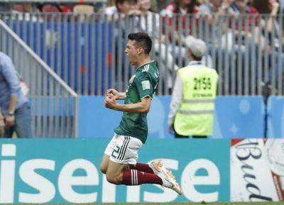 México dio la sorpresa y derrotó a Alemania, el último campeón del mundo