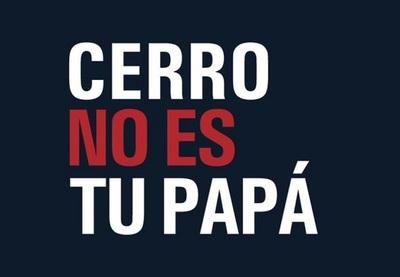 Cerro Porteño exhorta a la paternidad responsable