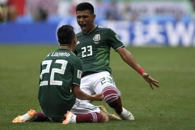 México se da un gustazo y derrota a Alemania