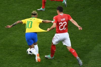 Decepcionante Neymar: Sin él, Brasil es mucho menos favorita