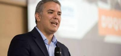 Iván Duque ganó las elecciones en Colombia