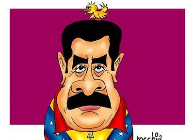 """Nicolás Maduro bloquea medios de comunicación en Venezuela, pero se autoproclama como """"el más demócrata del continente"""""""