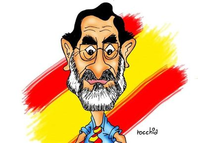 Envuelto en la corrupción, le dieron salida a Rajoy en España