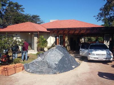 Accidente laboral fatal ocurrió en la casa de senadora Zulma Gomez