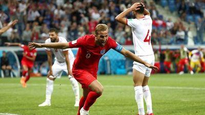 Agónica victoria de Inglaterra sobre Túnez en el Mundial de Rusia