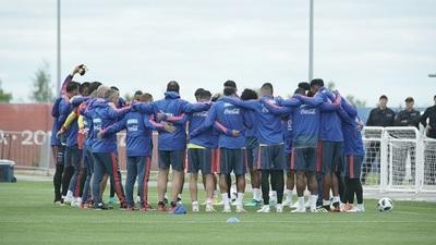 Colombia debutará en Rusia