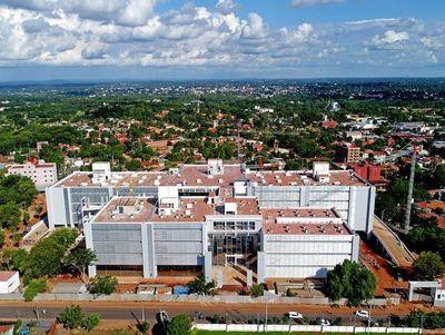 Hospital Ingavi está concluido, pero recién entrará en funciones dentro de un año