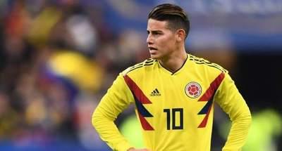 Colombia debutará en el Mundial sin su principal estrella