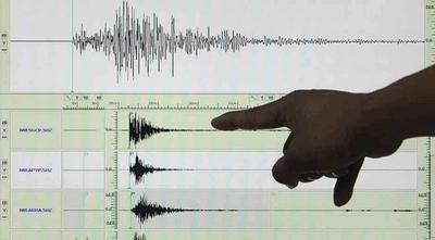 HOY / Leve sismo en la zona de Ñeembucú