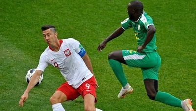 Senegal vence a Polonia de Lewandowski