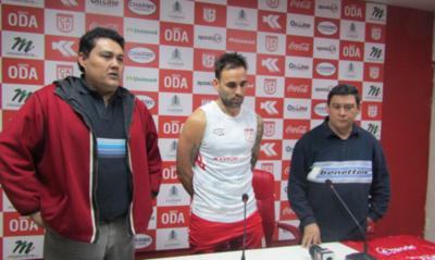 HOY / Fue campeón de la Sudamericana y se convierte en refuerzo esteño