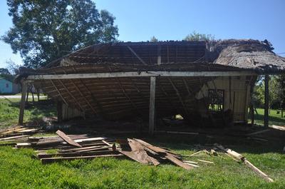 Denuncian a concejal departamental  por la destrucción del patrimonio