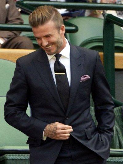Beckham vaticina una final Inglaterra-Argentina