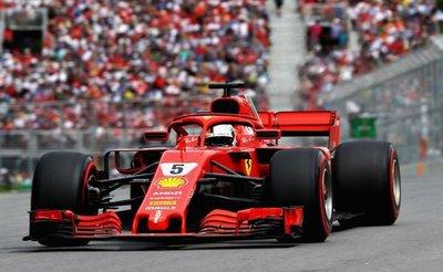 Se reanuda combate Vettel-Hamilton