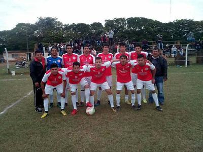 Departamento de Concepción a puro fútbol