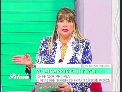 Criticada por no hablar guaraní