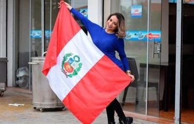 Resaltaron La Figura De Marcia Franco En Un Portal Peruano