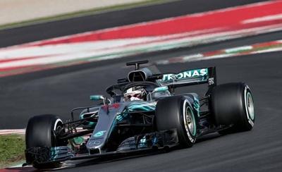 HOY / F1: Mercedes domina en la vuelta al Paul Ricard